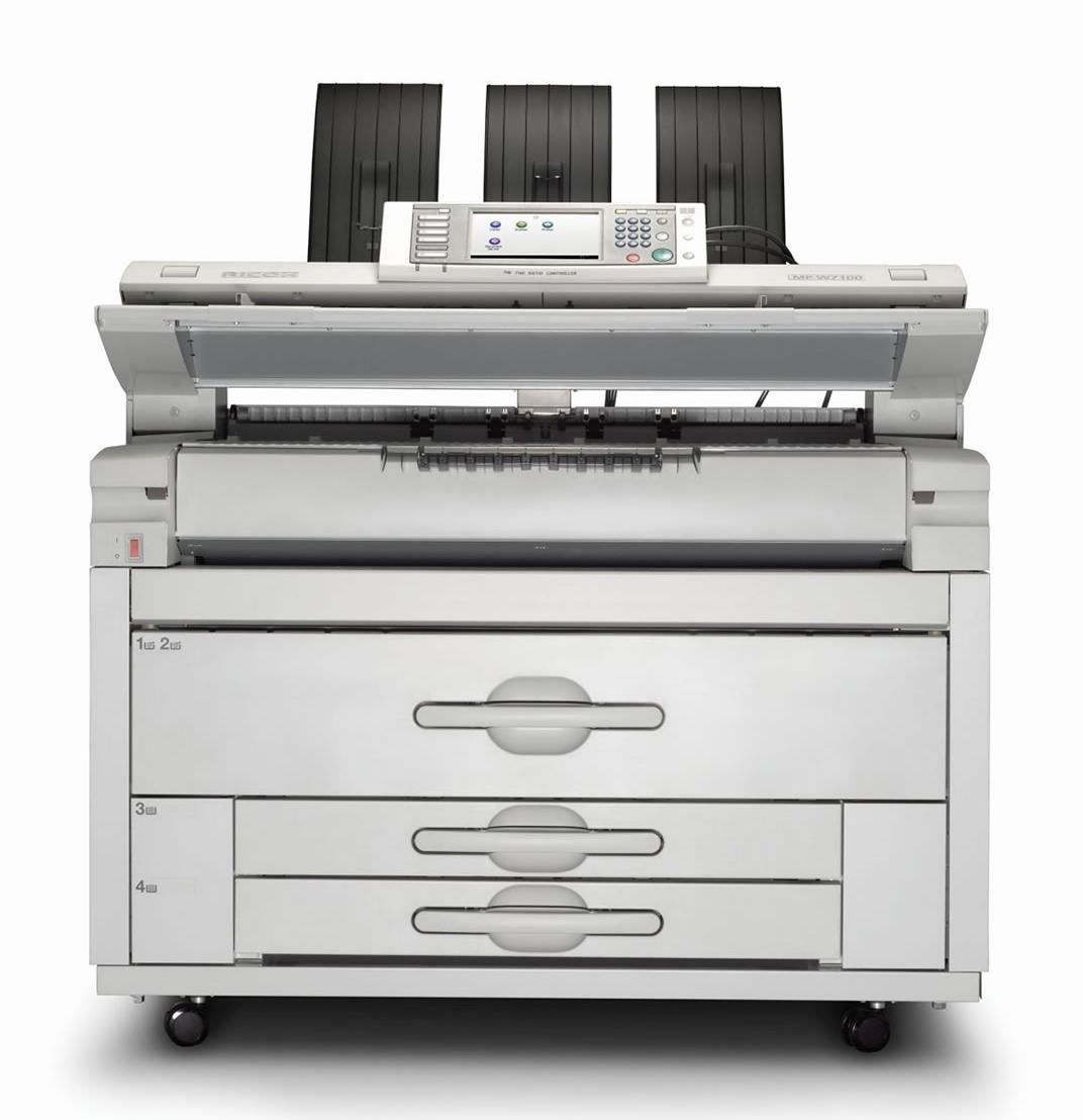 drukarka wielkoformatowa Ricoh MP W7100SP