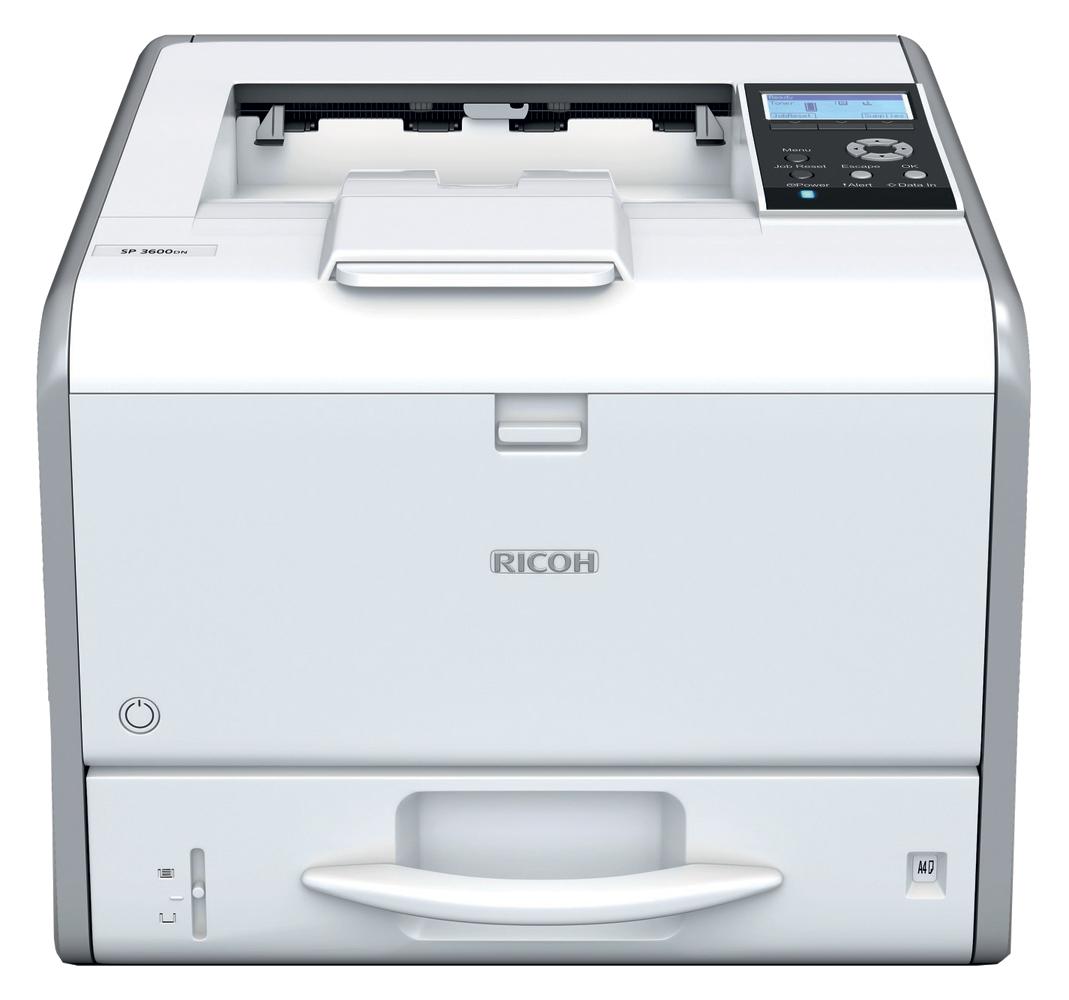 drukarka Ricoh SP 3600DN