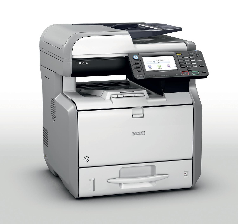 kserokopiarka Ricoh MP 4510SF